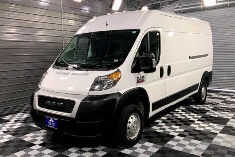 2019 RAM ProMaster Cargo for sale at TRUST AUTO in Sykesville MD