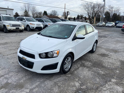 2012 Chevrolet Sonic for sale at US5 Auto Sales in Shippensburg PA