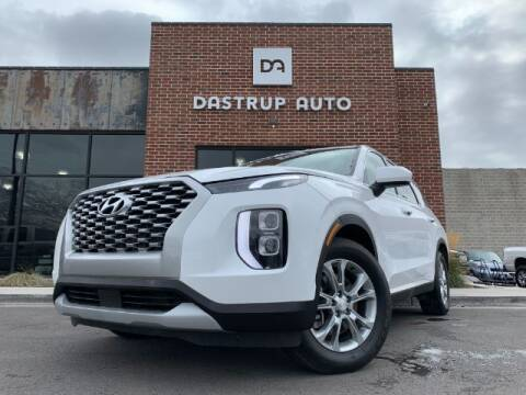 2020 Hyundai Palisade for sale at Dastrup Auto in Lindon UT