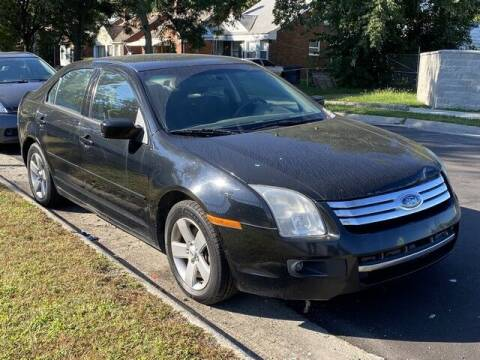 2008 Ford Fusion for sale at SOUTHFIELD QUALITY CARS in Detroit MI