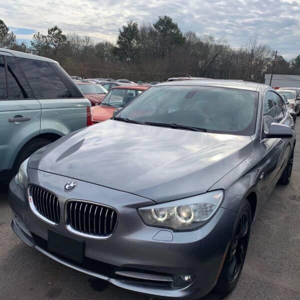 2010 BMW 5 Series for sale at Atlanta Fine Cars in Jonesboro GA