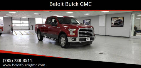 2015 Ford F-150 for sale at Beloit Buick GMC in Beloit KS