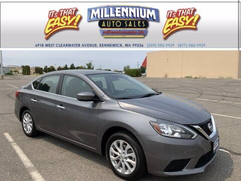 2018 Nissan Sentra for sale at Millennium Auto Sales in Kennewick WA