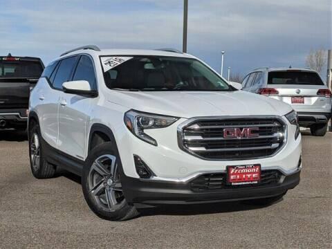 2018 GMC Terrain for sale at Rocky Mountain Commercial Trucks in Casper WY