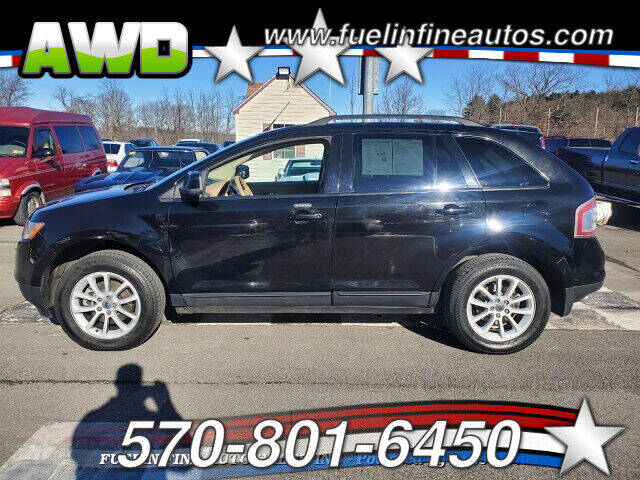 2007 Ford Edge for sale at FUELIN FINE AUTO SALES INC in Saylorsburg PA