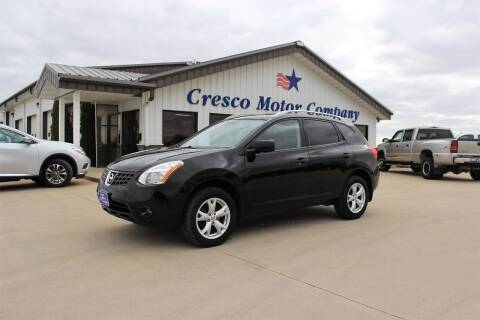 2008 Nissan Rogue for sale at Cresco Motor Company in Cresco IA