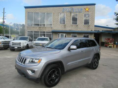 2016 Jeep Grand Cherokee for sale at Lone Star Auto Center in Spring TX