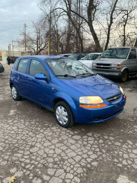2004 Chevrolet Aveo for sale at Big Bills in Milwaukee WI