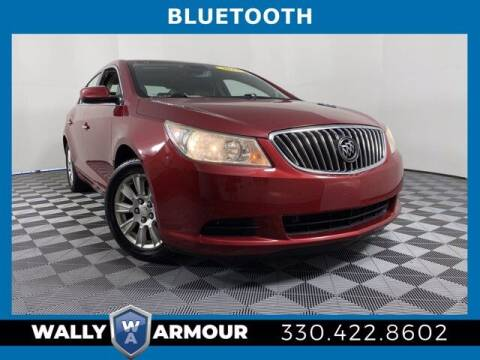 2013 Buick LaCrosse for sale at Wally Armour Chrysler Dodge Jeep Ram in Alliance OH