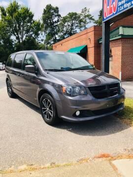 2018 Dodge Grand Caravan for sale at Capital Car Sales of Columbia in Columbia SC