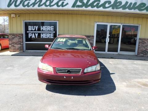 2000 Toyota Camry for sale at Credit Cars of NWA in Bentonville AR