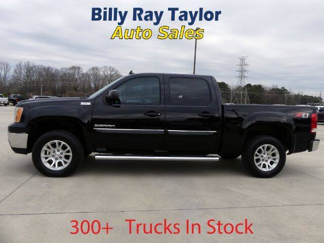 2012 GMC Sierra 1500 for sale at Billy Ray Taylor Auto Sales in Cullman AL