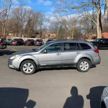 2011 Subaru Outback for sale at GLOBAL MOTOR GROUP in Newark NJ