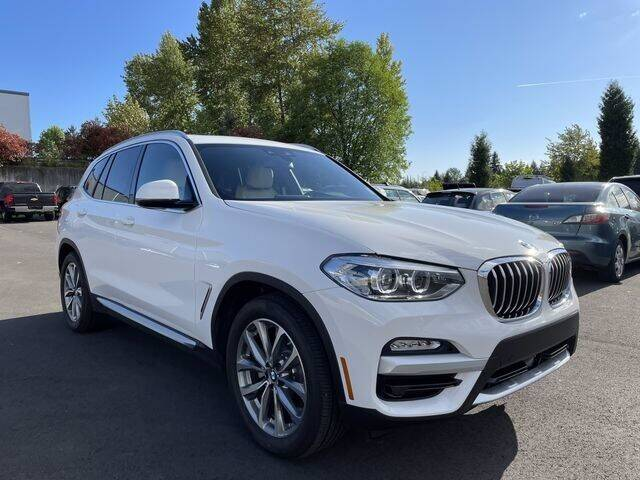 2019 BMW X3 for sale in Woodinville, WA