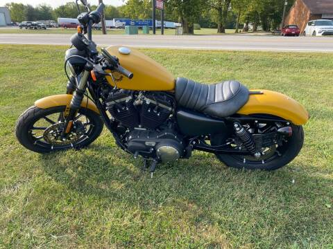 2019 Harley-Davidson Sportster for sale at Wendell Greene Motors Inc in Hamilton OH