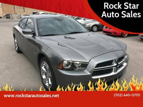 2011 Dodge Charger for sale at Rock Star Auto Sales in Las Vegas NV