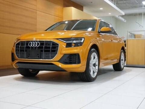 2019 Audi Q8 for sale at Porsche North Olmsted in North Olmsted OH