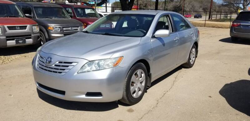 2007 Toyota Camry for sale at STX Auto Group in San Antonio TX