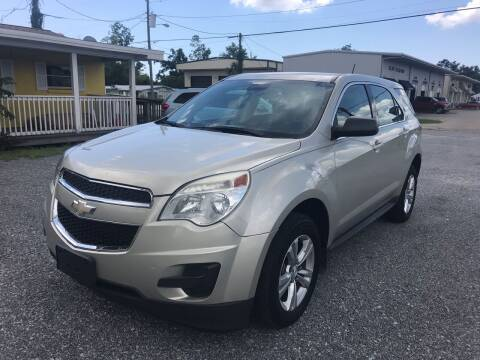 2013 Chevrolet Equinox for sale at TOMI AUTOS, LLC in Panama City FL