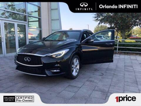 2019 Infiniti QX30 for sale at Orlando Infiniti in Orlando FL