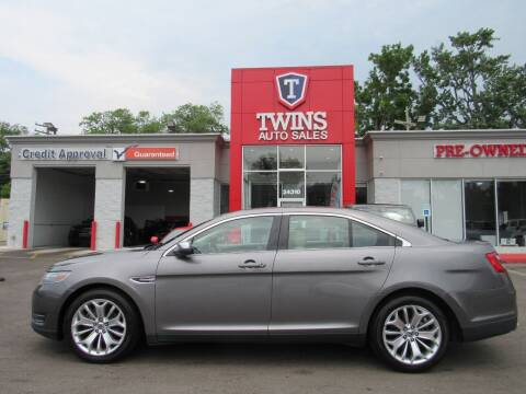 2013 Ford Taurus for sale at Twins Auto Sales Inc in Detroit MI