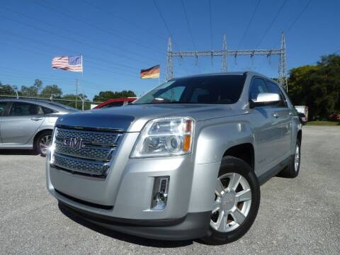 2012 GMC Terrain for sale at Das Autohaus Quality Used Cars in Clearwater FL