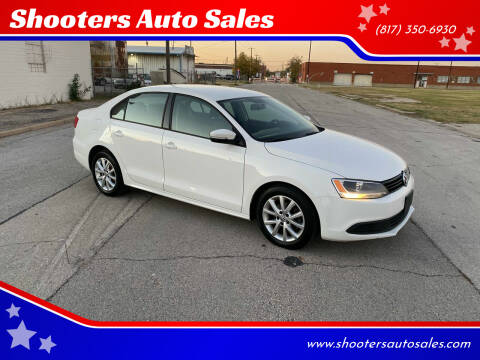 2011 Volkswagen Jetta for sale at Shooters Auto Sales in Fort Worth TX