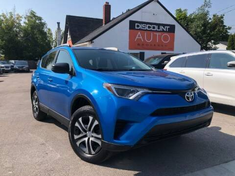 2016 Toyota RAV4 for sale at Discount Auto Brokers Inc. in Lehi UT