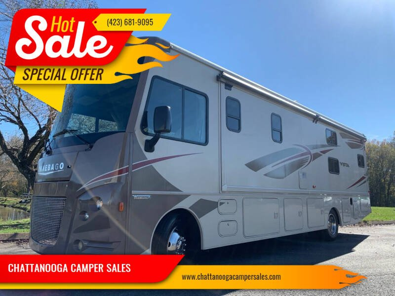 2016 Winnebago VISTA 31 BE *Bunk House* for sale at CHATTANOOGA CAMPER SALES in Chattanooga TN