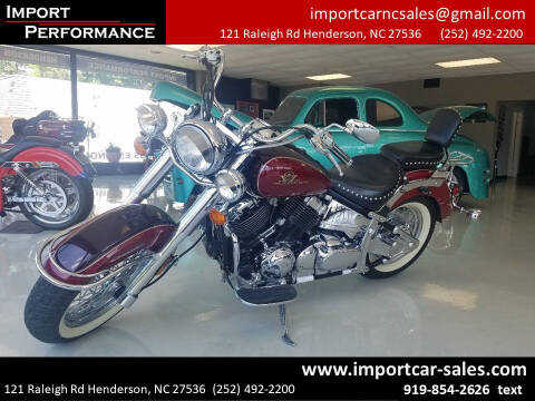 1998 Yamaha V-Star for sale at Import Performance Sales - Henderson in Henderson NC