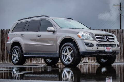 2008 Mercedes-Benz GL-Class for sale at Jerrys Auto Sales in San Benito TX