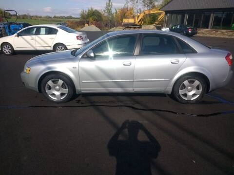 2004 Audi A4 for sale at eurO-K in Benton ME