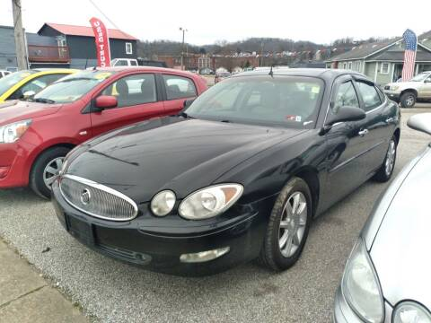 2005 Buick LaCrosse for sale at Sissonville Used Cars in Charleston WV