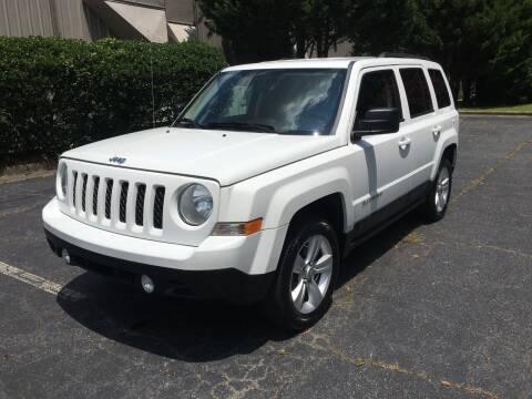 2012 Jeep Patriot for sale at Key Auto Center in Marietta GA
