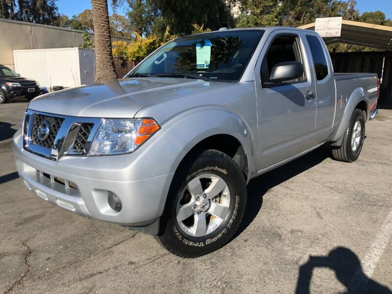 2013 Nissan Frontier for sale at Martinez Truck and Auto Sales in Martinez CA
