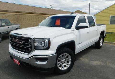 2017 GMC Sierra 1500 for sale at Will Deal Auto & Rv Sales in Great Falls MT