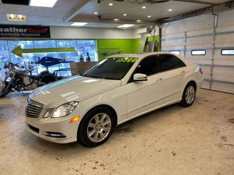 2013 Mercedes-Benz E-Class for sale at Ginters Auto Sales in Camp Hill PA