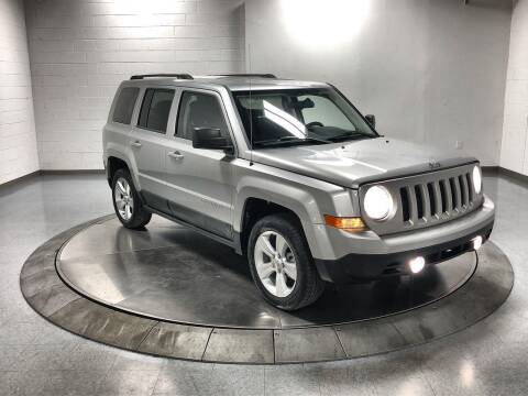 2013 Jeep Patriot for sale at CU Carfinders in Norcross GA