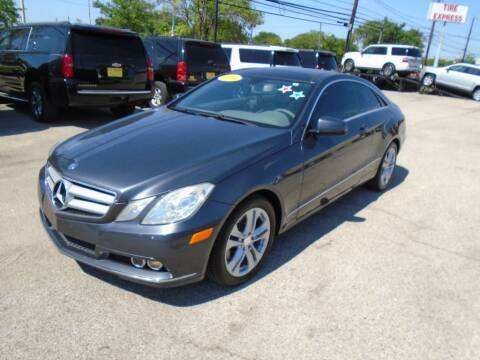 2010 Mercedes-Benz E-Class for sale at BAS MOTORS in Houston TX