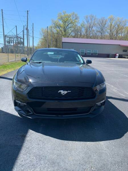 2016 Ford Mustang for sale at RHK Motors LLC in West Union OH