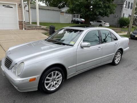 2001 Mercedes-Benz E-Class for sale at Jordan Auto Group in Paterson NJ