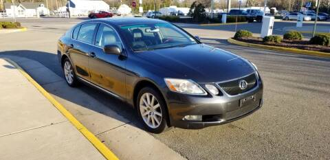 2007 Lexus GS 350 for sale at RVA Automotive Group in North Chesterfield VA