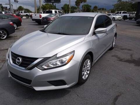 2016 Nissan Altima for sale at BC Motors PSL in West Palm Beach FL