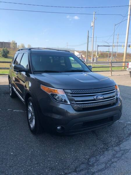 2015 Ford Explorer for sale at Cool Breeze Auto in Breinigsville PA
