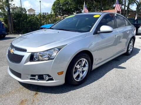 2014 Chevrolet Cruze for sale at EZ Own Car Sales of Miami in Miami FL