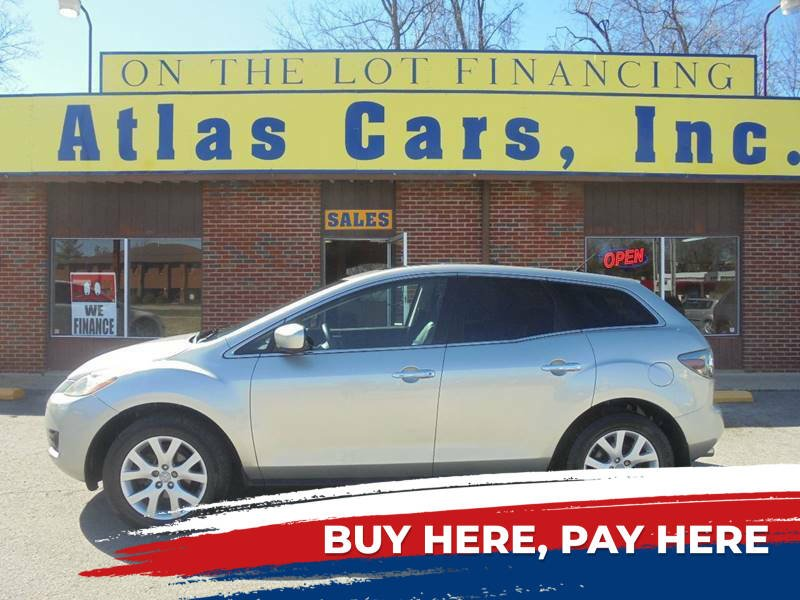 2007 Mazda CX-7 for sale at Atlas Cars Inc. - Radcliff Lot in Radcliff KY