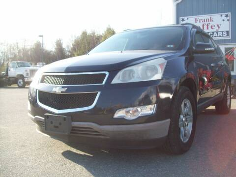 2009 Chevrolet Traverse for sale at Frank Coffey in Milford NH