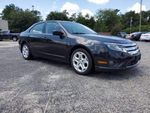 2011 Ford Fusion for sale at Ron's Used Cars in Sumter SC