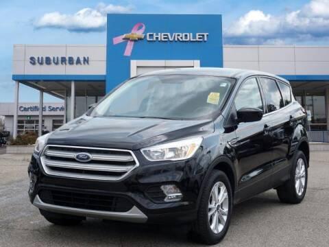 2019 Ford Escape for sale at Suburban Chevrolet of Ann Arbor in Ann Arbor MI