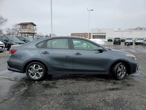 2020 Kia Forte for sale at Hawk Chevrolet of Bridgeview in Bridgeview IL